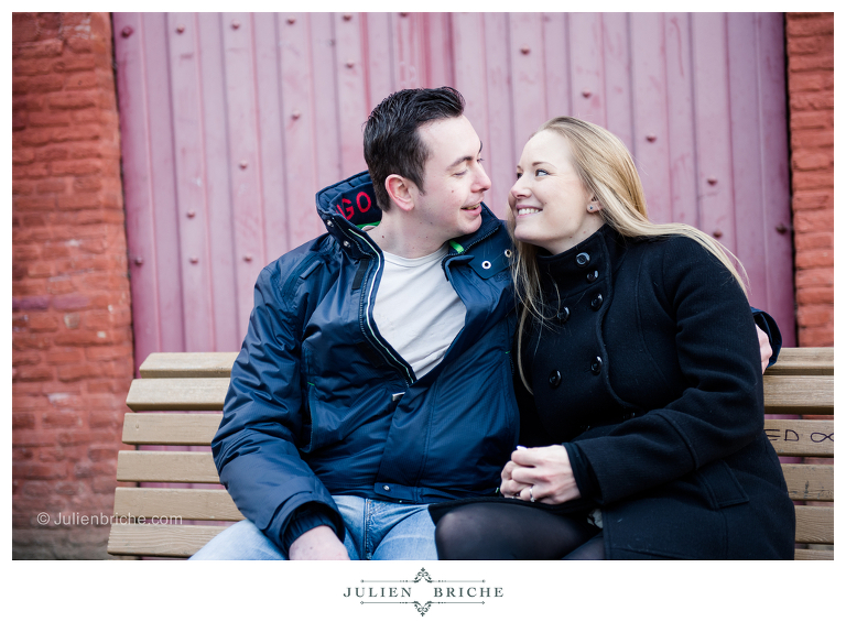 session engagement mariage