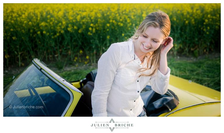 Julien Briche Photo de mariage