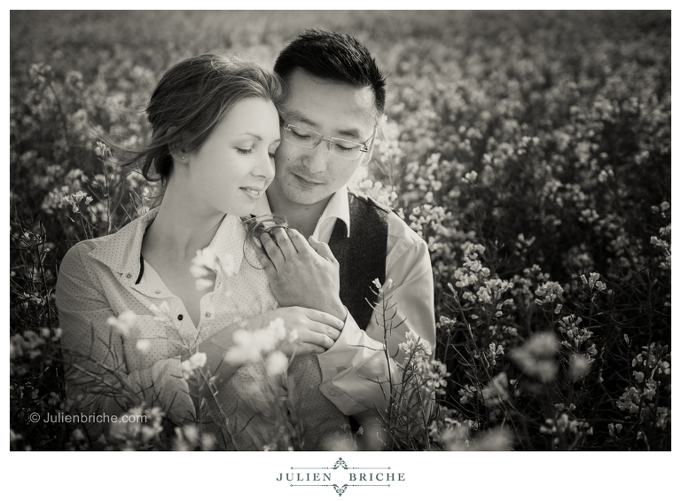 Engagement session Colza