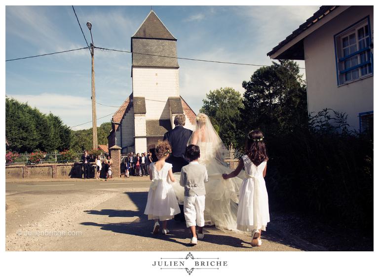 Mariage Franco-Americain proche de Montreuil sur Mer dans le Nord019