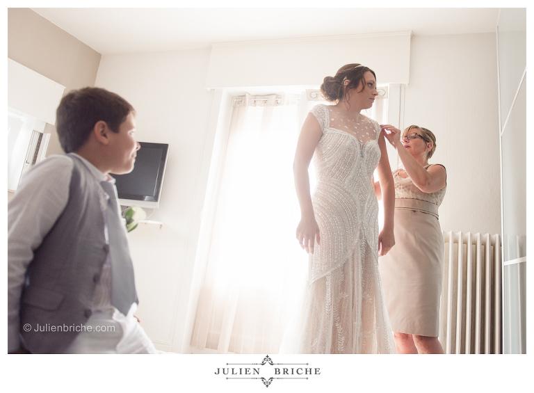 Reportage photos de mariage en Belgique