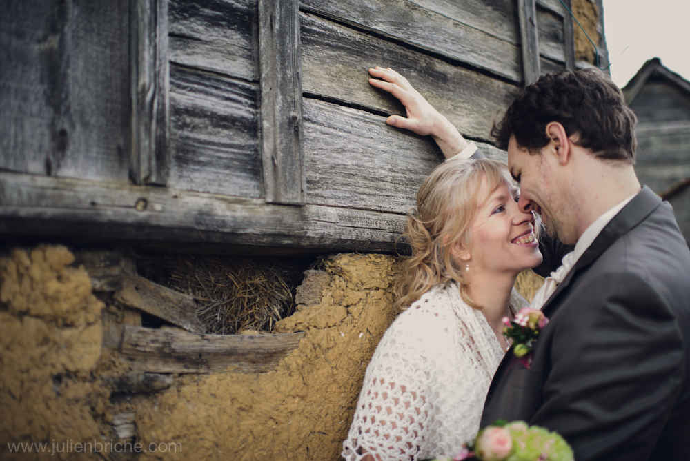 Un mariage à la campagne près d'Abbeville