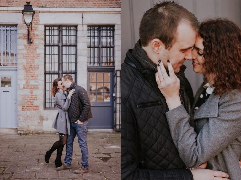 session engagement dans le vieux Lille