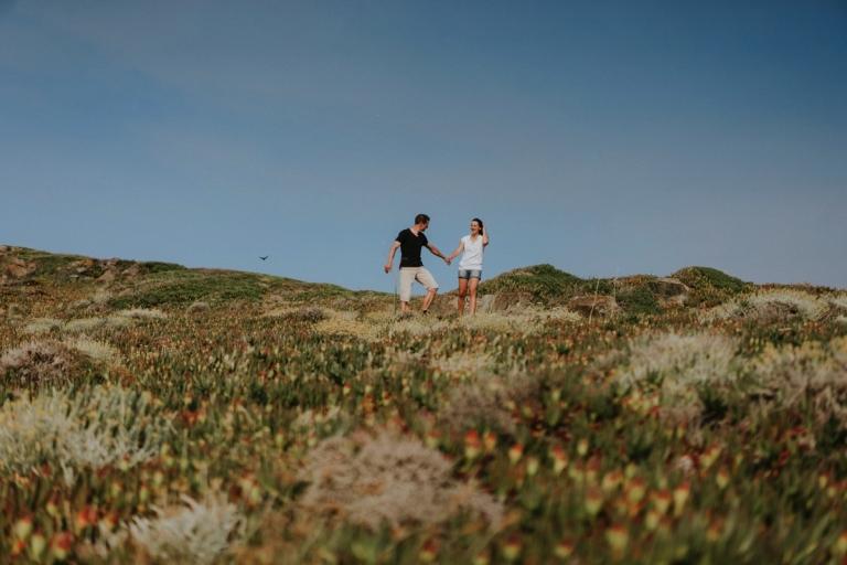 Photo de couple en Corse