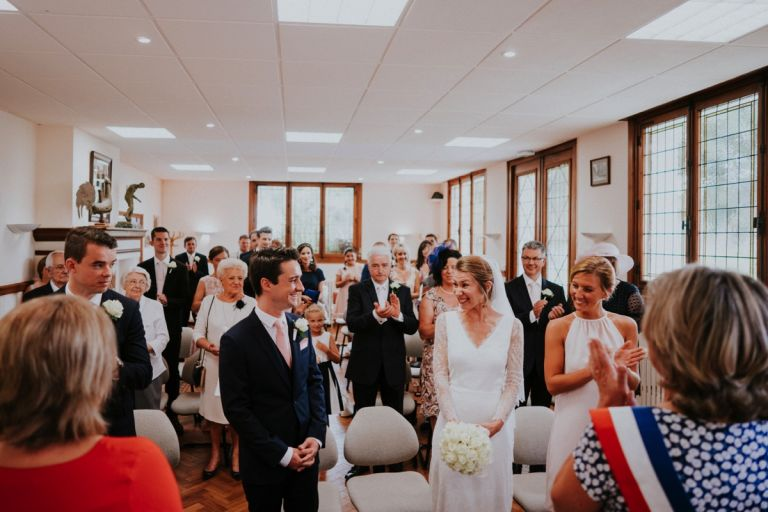 Mariage au Touquet Westminster
