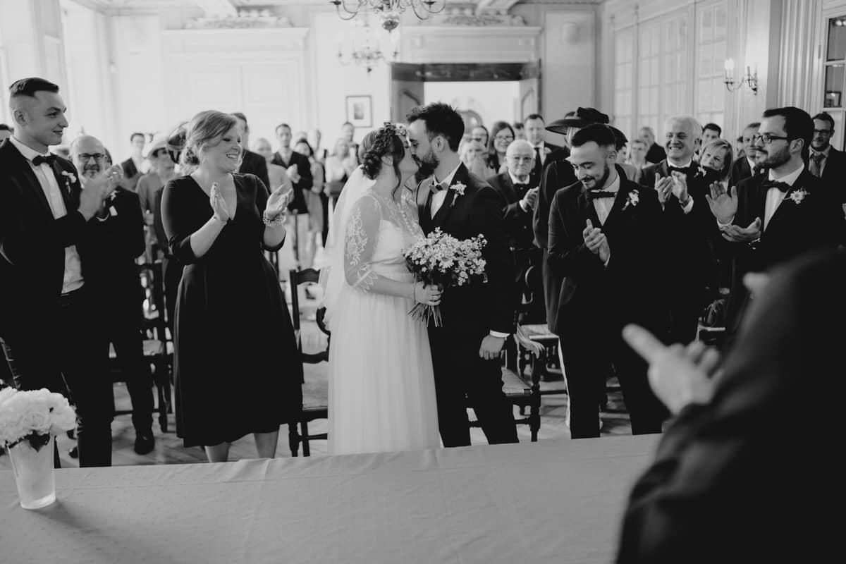 Un mariage pétillant et rustique dans le Nord