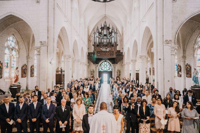 Un mariage Franco-Camerounais a la Ferme de la Traxene