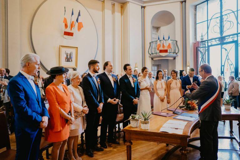 Mariage Chateau de Beaulieu