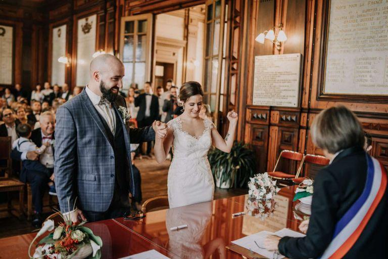 Mariage Manoir des Burets