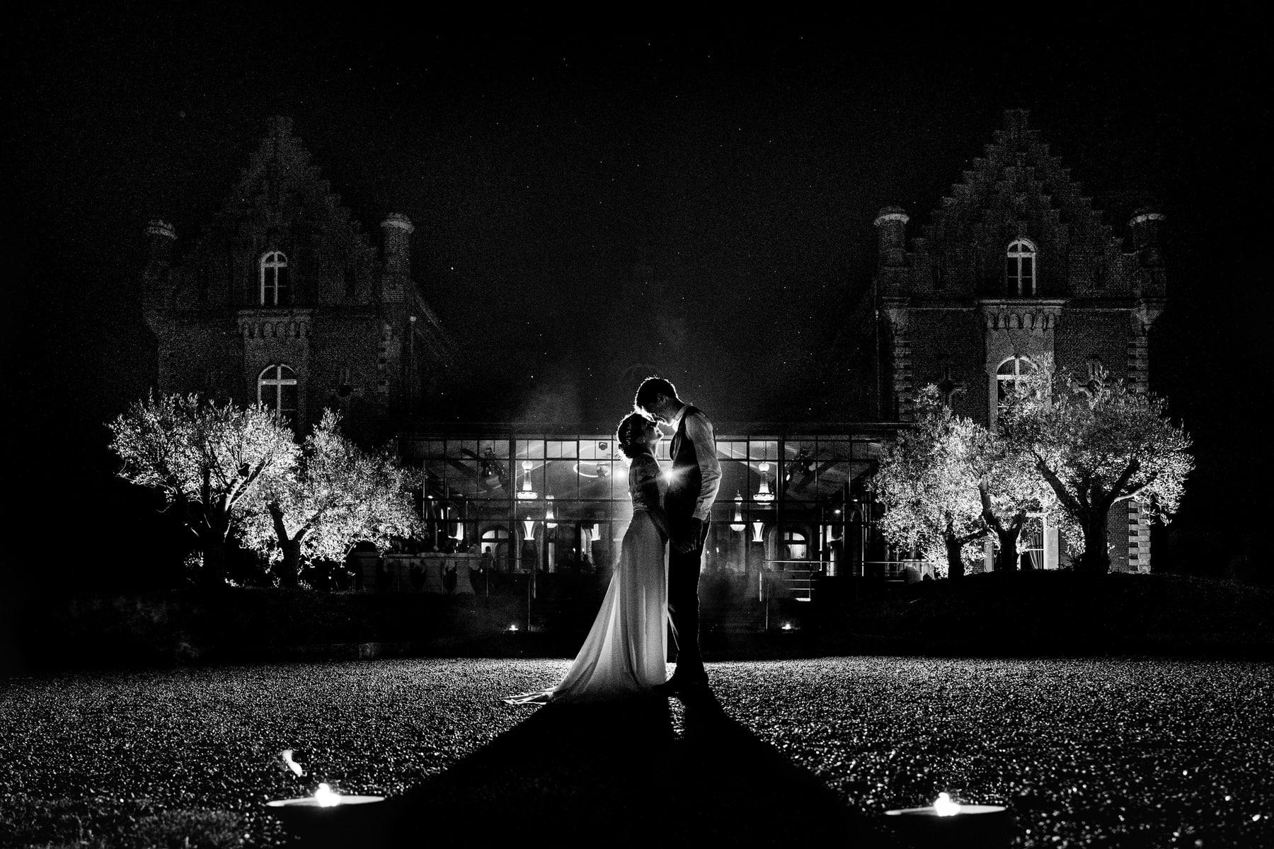 Mariage champêtre au Château de bourgogne