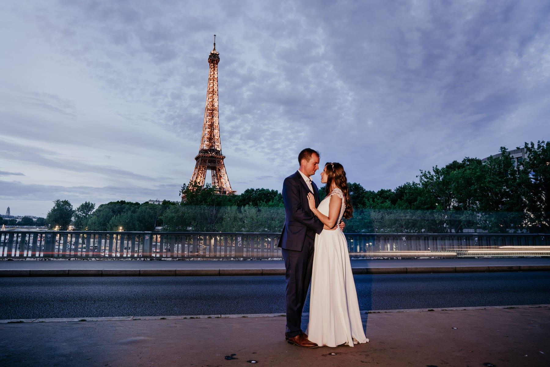 Séance after day romantique à Paris