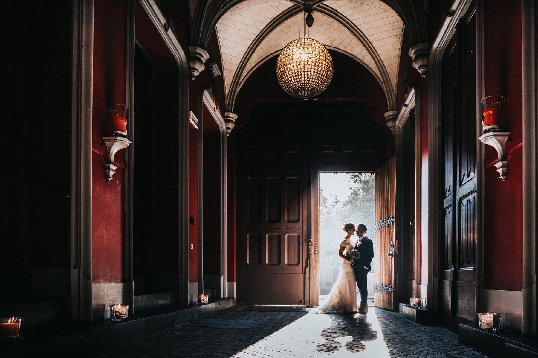 Mariage vintage au Château de Bourgogne