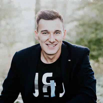 Julien Briche portrait