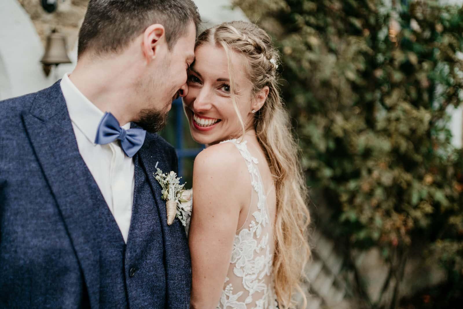Mariage à La Maloterie à Belle-et-Houllefort