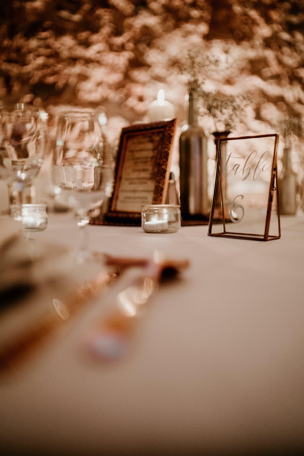 Décoration mariage La Maloterie