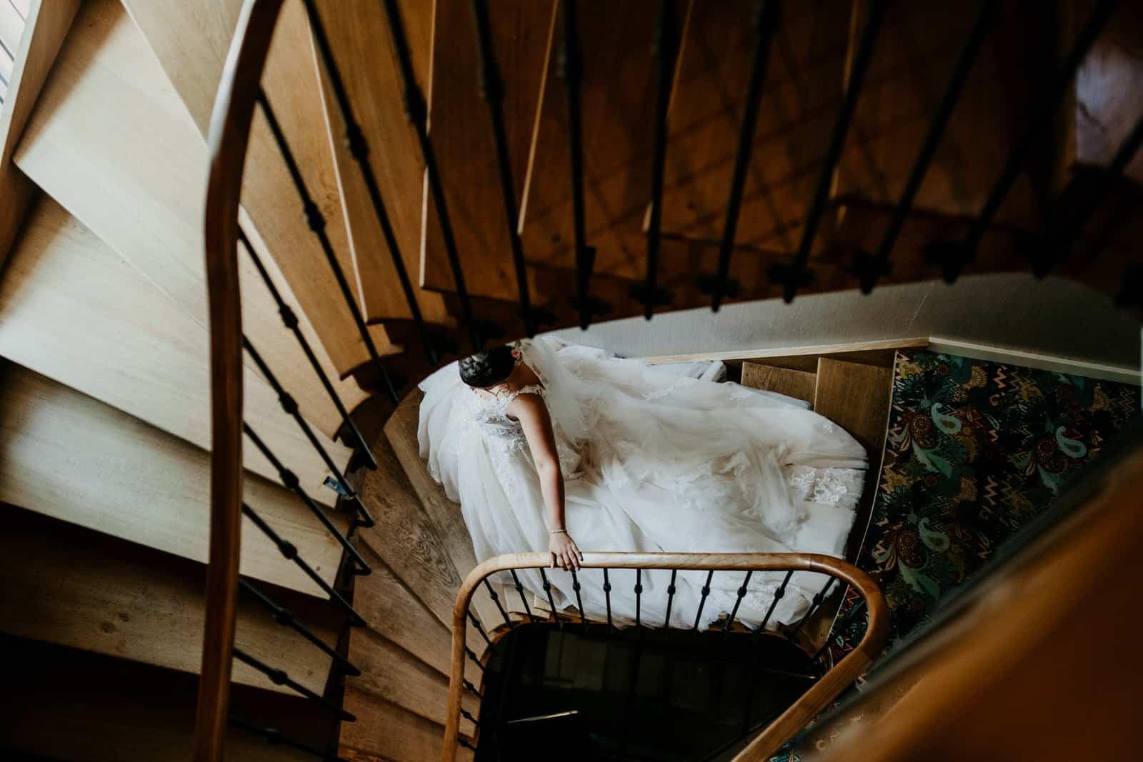 Mariage romantique au Château de Beaulieu
