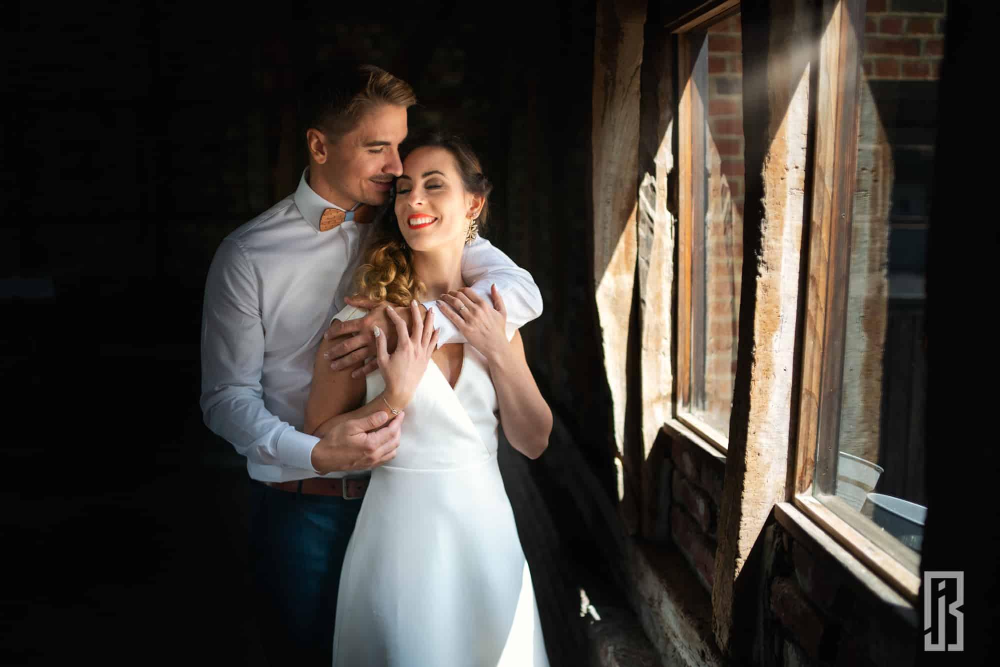 Mariage élégant à la Ferme des Templiers